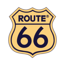 Route 66 Logo Vector Free Download images