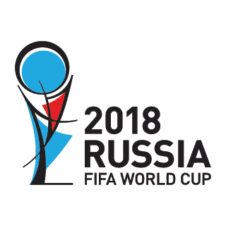 Russia World Cup 2018 Logo Vector EPS images