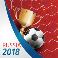 Russia World Cup 2018 Vector Background images