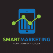 Smart Marketing Logo images