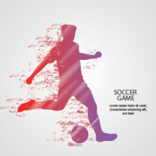 Soccer Vector Free Download images