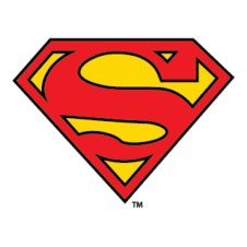Superman logo vector download images