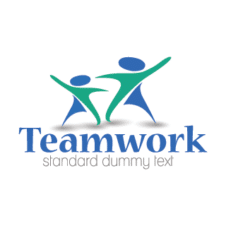Teamwork Logo Design images