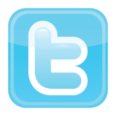Twitter icon vector download free images