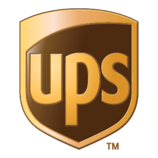 UPS (United Parcel Service) logo vector free download images