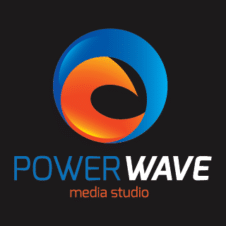 Wave Power Logo images
