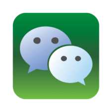 WeChat Vector Logo Free images