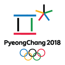 Winter Olympics 2018 Logo images