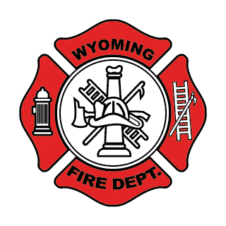 Wyoming Fire Department Logo Vector Free images