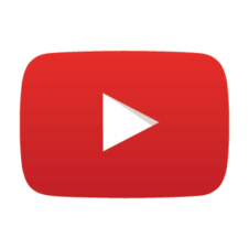 YouTube icon vector free download images