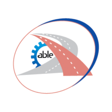 Able Construction Vector Logo images