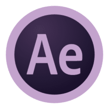 Adobe After Effects CC Circle Vector Logo images