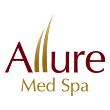 Allure Med Spa Vector Logo images