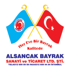 Alsancak flags Vector Logo images