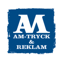Am-tryck & reklam Vector Logo images