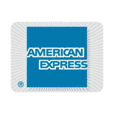 American Express Vector Logo Design images