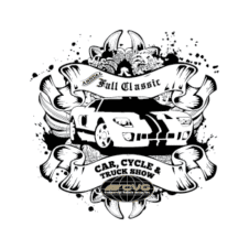 Annual Car, Cycle and Truck Show Vector Logo images
