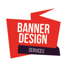 Banner Design Logo Vector images