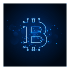 Bitcoin Technology Network Logo images