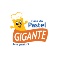 Casa do Pastel Gigante Vector Logo images