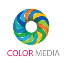 Color Media Logo Vector images