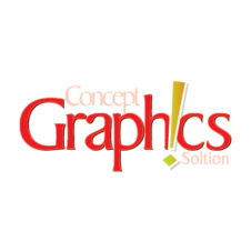 Concept Graphics Solution Vector Logo images