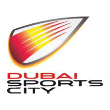 Dubai Sports City Vector Logo images