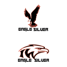 EAGLE SILVER Vector Logo images