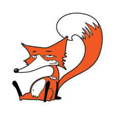 Fox Vector Logo images
