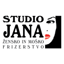 Frizerski salon Studio Jana Vector Logo images