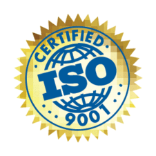 ISO 9001 Certified Vector Logo images