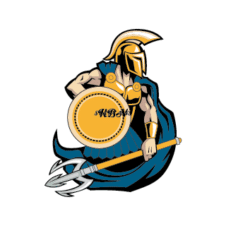 KBN SPARTANS Vector Logo images