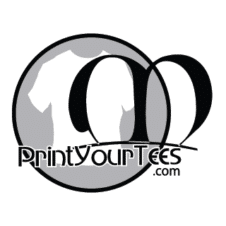 M Print Your Tees Vector Logo images
