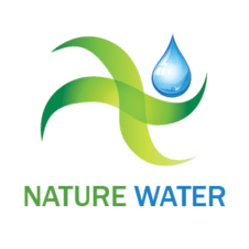 Nature Water Logo Vector images