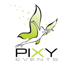 Pixy Events Vector Logo images