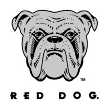 Red Dog Vector Logo images