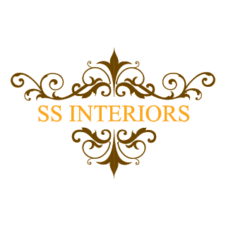 SS Interiors Vector Logo images