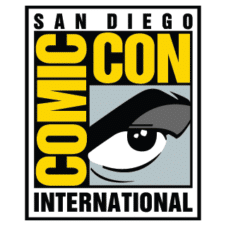 San Diego Comic Con International Vector Logo images