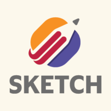 Sketch Logo Vector images
