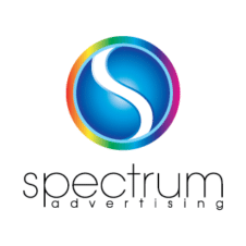 Spectrum Advertising Vector Logo images