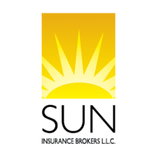 Sun Insurance Brokers L.L.C. Vector Logo images