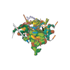 Teenage Mutant Ninja Turtles Vector Logo images