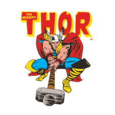 Thor Vector Logo images