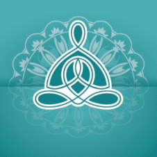 Yoga Meditation Logo Design images