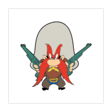 Yosemite sam Vector Logo images