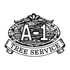 A-1 Tree Service Logo Vector images