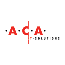 ACA IT-Solutions Vector Logo images