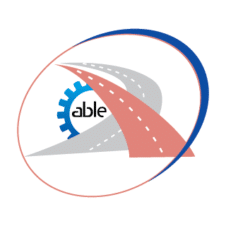 Able Construction Vector Logo Desigan images