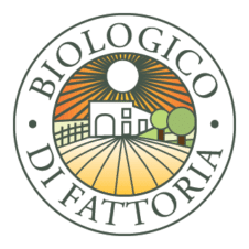Biologico di Fattoria Logo Vector images