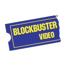 Blockbuster Video Vector Logo images